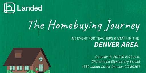 COLORADO: Homebuying Journey for Educators