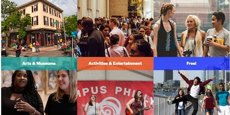 Campus FM: TAP, Gate City Bank and Campus Philly tickets