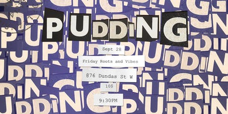 Pudding Single Release Party tickets