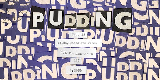 Pudding Single Release Party