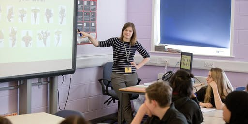 University of Sheffield - Routes into Teaching - 25 October 2019