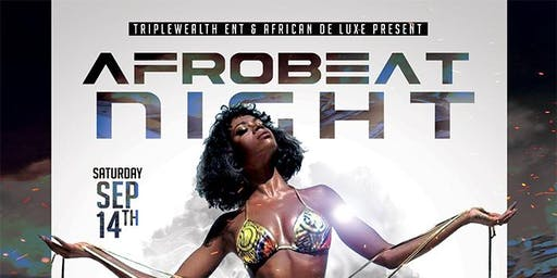 AFROBEAT NIGHT