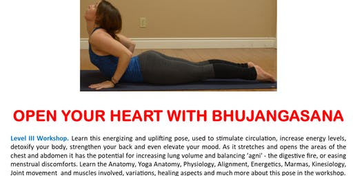 Open Your Heart With Bhujangasana (Cobra Pose)