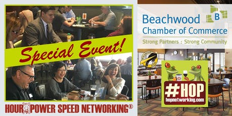 Beachwood Chamber HOP Business Speed Networking Event *Open to All!* tickets