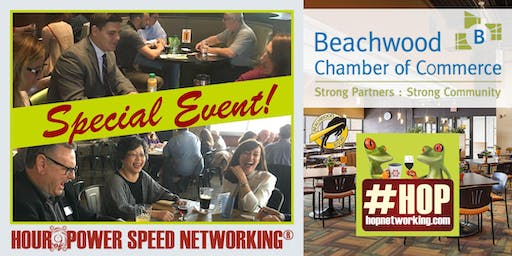 Beachwood Chamber HOP Business Speed Networking Event *Open to All!*