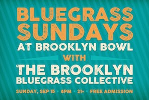The Brooklyn Bluegrass Collective