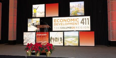 Economic Development 411 (ED411) tickets