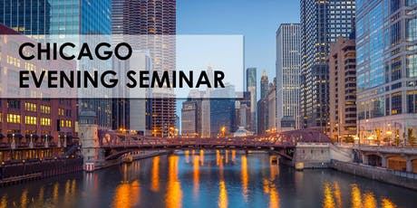 CHICAGO EVENING SEMINAR: Waterfront Design Solutions for Urban Resilience  tickets