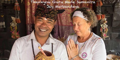 A taste of 'Namaste Bali'- yoga and catch up tickets
