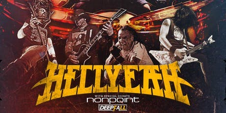 HELLYEAH – A CELEBRATION OF LIFE	CELEBRATING VINNIE PAUL tickets