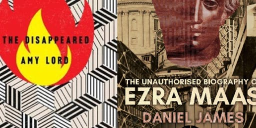 Independent Bookshop Day Author Event with Amy Lord and Daniel James