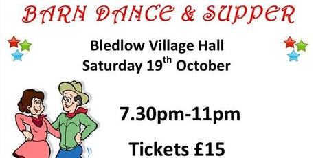 Bledlow Village Hall Barn Dance & Supper tickets