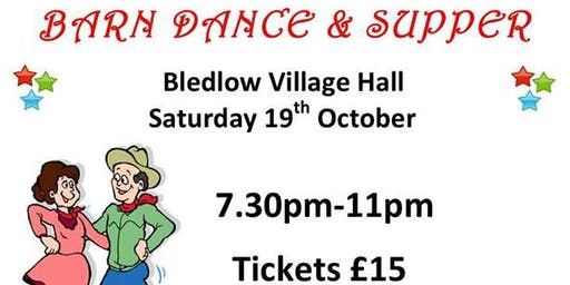 Bledlow Village Hall Barn Dance & Supper