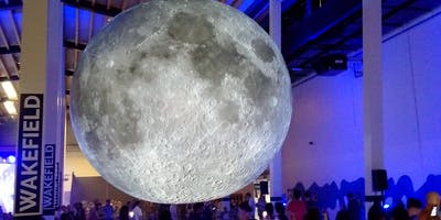 Wakefield Festival of the Moon - An Artist\
