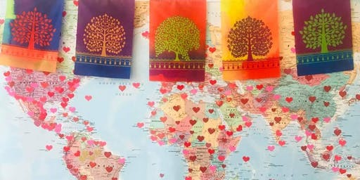 Global Heart Team LOVE Bubble Hour