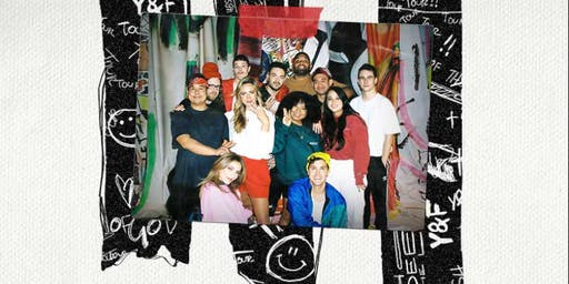 Hillsong Young and Free Tour - THANK YOU - Baltimore, MD