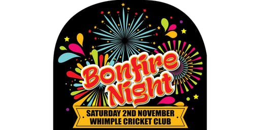 Bonfire Night - Whimple Cricket Club
