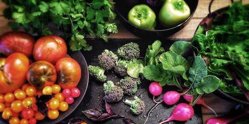 Growing Organic Fall Veggies