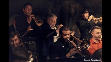 "Atlas Presents Jazz: Bohemian Caverns Jazz Orchestra -- ""A Bohemian Christmas"""