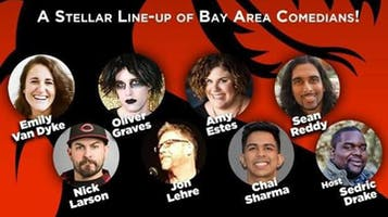 """""""Dragon Stand-Up Comedy Night"""""""