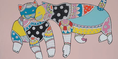 Animals in Japanese Outsider Art - Exhibition Closing Event tickets