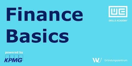 Skills Academy Workshop: Finance Basics Tickets