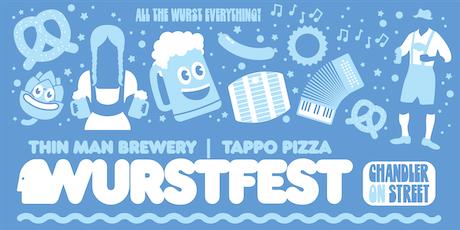 Wurstfest 2019 at Thin Man Brewery Chandler Street tickets