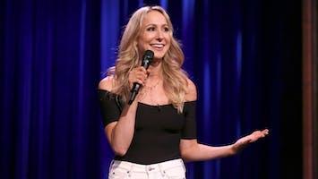 Comedian Nikki Glaser
