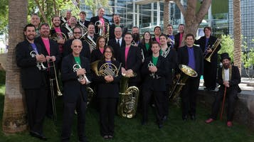 "Salt River Brass: ""A Date With Oscar"""