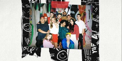Hillsong Young and Free Tour - THANK YOU - College Station, TX