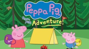 """Peppa Pig Live! Peppa's Adventure"""