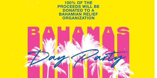 Bahamas: Day Party for Relief