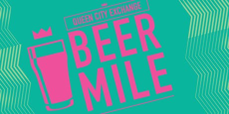 Queen City Beer Mile 2019 tickets