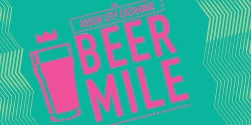 Queen City Beer Mile 2019