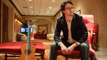 Guitarist Yuri Liberzon
