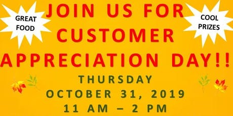 PPS Customer Appreciation Day  - Forest Park, GA tickets