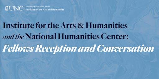 IAH & NHC Fellows Reception and Conversation
