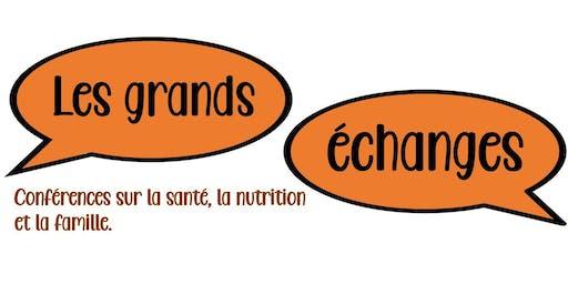 Conférence # 5 - Le défi alimentaire des 65 ans et plus
