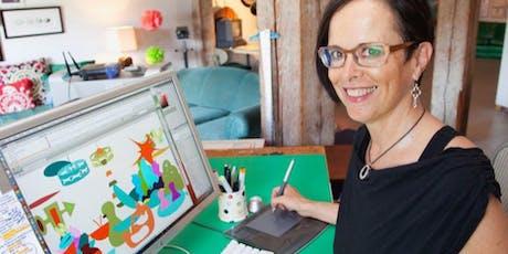 Sweaty Eyeballs Animation Festival: Joanna Priestley Masterclass tickets