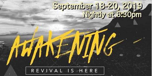Awakening: Revival is HERE