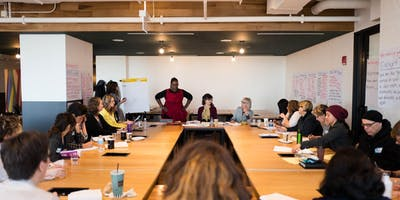 SEATTLE, November 16, 2019 - Write to Change the World