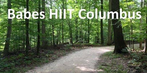 Babes HIIT Columbus: Weekly Hike