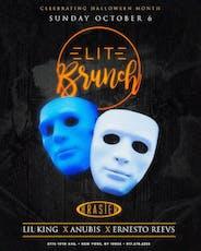 Elite Brunch @Brasier.nyc ~ DJs Lil King + Anubis + Ernesto Reevs tickets