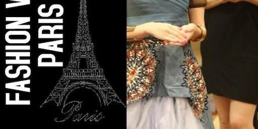 Media & Buyer's RSVP - Super Chic Paris Fashion Week 2019