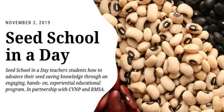 Seed School in a Day  tickets
