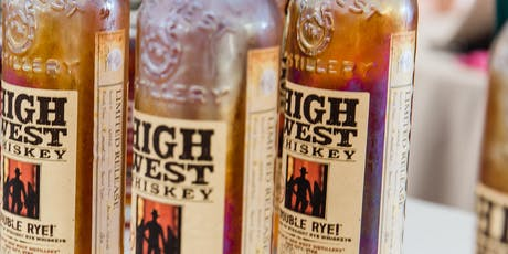 High West Whiskey Dinner tickets