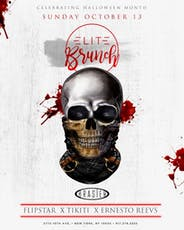 Elite Brunch @Brasier.nyc ~ DJs Flipstar + Tikiti + Ernesto Reevs tickets