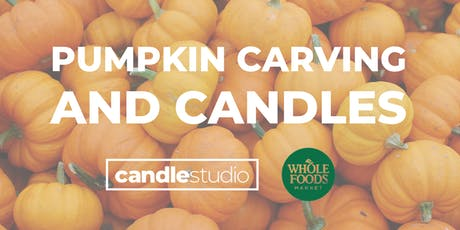 Pumpkin Carving and Candles tickets