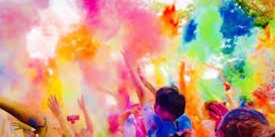 Zombie Color Fun Run