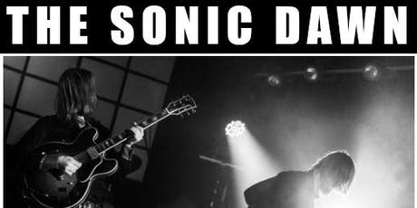 The Sonic Dawn + Mr.Fandango + Babba J. Sound Tickets